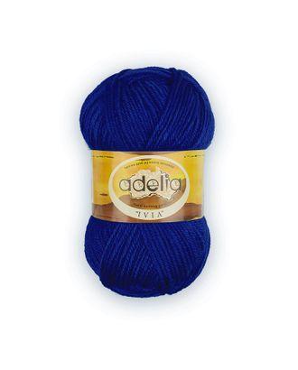 """Пряжа ADELIA """"IVIA"""" (100% акрил) 4х62,5г/150м цв.449 синий арт. МГ-61606-1-МГ0683499"""