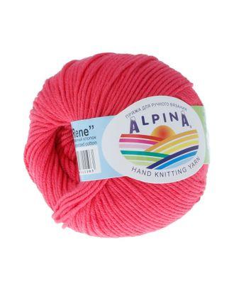 "Пряжа ALPINA ""RENE"" (100% мерсеризованный хлопок) 10х50 г/105м цв.581 яр.розовый арт. МГ-62219-1-МГ0685831"