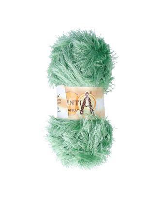 "Пряжа VISANTIA ""TRAFKA"" (100% полиэстер) 5х100г/150 м цв.0055 бл.бл.зеленый арт. МГ-62792-1-МГ0689809"