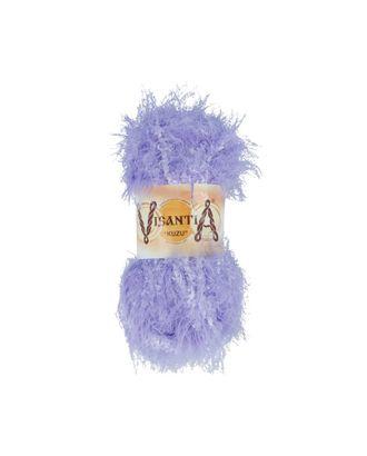 "Пряжа VISANTIA ""KUZU"" (70% полиэстер, 30% нейлон) 5х100г/55м цв.11 св.фиолетовый арт. МГ-62855-1-МГ0689879"