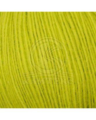 """Пряжа для вязания КАМТ """"Туффи"""" (14% нейлон, 86% нитрон) 10х50г/350м цв.202 цитрон арт. МГ-63032-1-МГ0691389"""