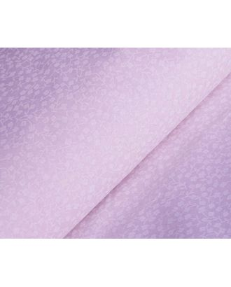 Ткань хлопок Полянка-1672, 125г/м², 100% хлопок, цв.03 розовый уп.50х50см арт. МГ-10802-1-МГ0717182