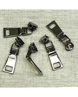 Замок галант. М#5 БГ5003 цв.черный никель арт. МГ-64393-1-МГ0719458