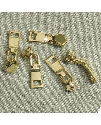 Замок галант. М#5 БГ5003 цв.светлое золото арт. МГ-64394-1-МГ0719459
