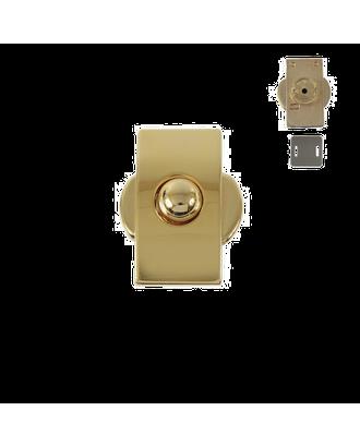 Замок поворотный ТТ-190307 33х44мм арт. МГ-65126-1-МГ0722892