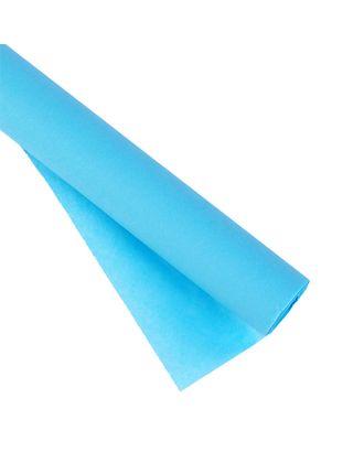 Пергамент голубой 60г/м² рулон 49,5смх3м арт. МГ-65175-1-МГ0723232