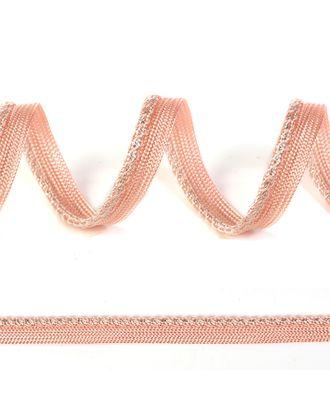 Кант декоративный ш.1,2см цв.274 грязно-розовый арт. МГ-11103-1-МГ0723285