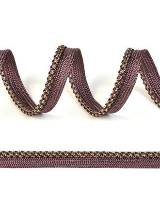 Кант декоративный ш.1,2см цв.863 фиолетовый арт. МГ-11106-1-МГ0723288
