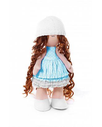"""Набор по созданию интерьерной куклы """"Кукольная фея"""" """"Света"""" 33см арт. МГ-11229-1-МГ0726247"""