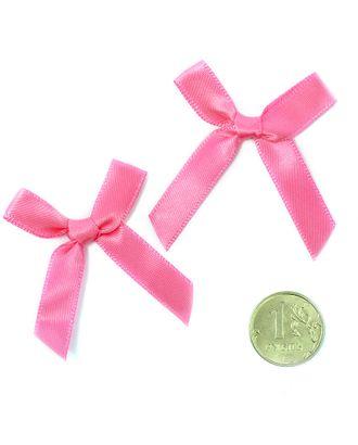 Бантики пришивные 3,5см цв.12 розовый уп.100шт арт. МГ-77476-1-МГ0739146