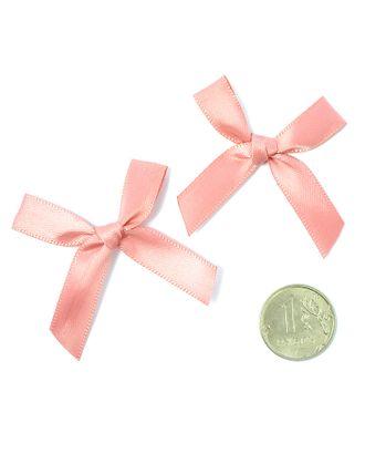 Бантики пришивные 3,5см цв.08 т.розовый уп.100шт арт. МГ-77480-1-МГ0739150