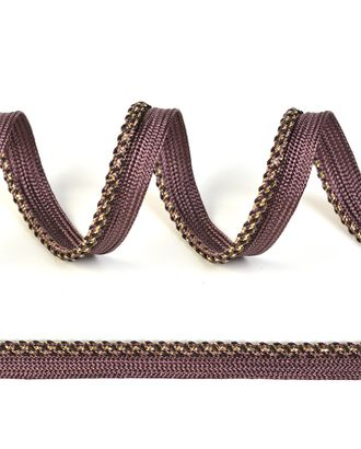 Кант декоративный ш.1,2см цв.863 фиолетовый арт. МГ-13834-1-МГ0740902