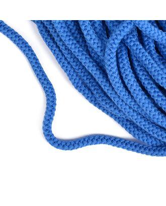 Шнур полиэфир, 1с-90, 9мм, цв.голубой арт. МГ-13896-1-МГ0742076