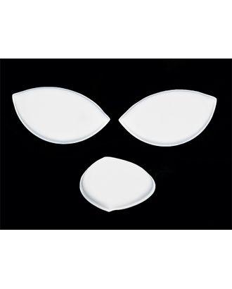 Вкладыши бельевые БВУл-6/6/019 цв. белый уп.10 пар арт. МГ-13960-1-МГ0743978