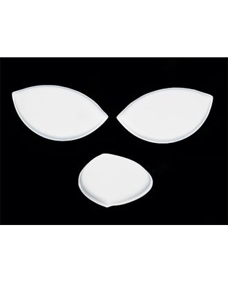 Вкладыши бельевые БВУл-6/6/020 цв. белый уп.10 пар арт. МГ-13961-1-МГ0743979
