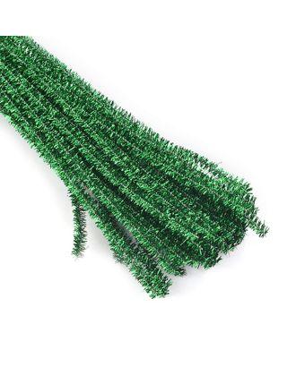 Проволока-синель Magic 4 Hobby 10x300mm металлиз. цв.зеленый уп.50шт арт. МГ-13980-1-МГ0744276