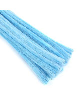 Проволока-синель Magic 4 Hobby 10x300mm цв.голубой уп.50шт арт. МГ-13982-1-МГ0744278