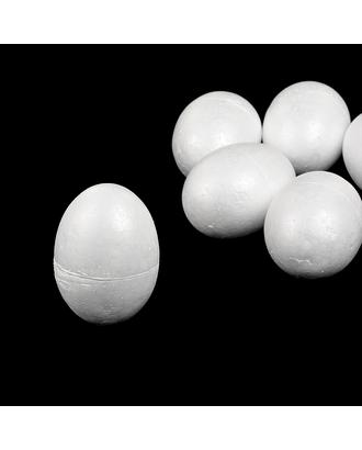 "Заготовка ""Яйцо"" пенопласт 85мм арт. МГ-14043-1-МГ0749557"
