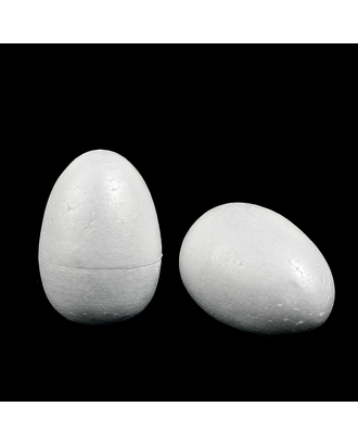 "Заготовка ""Яйцо"" пенопласт 120мм арт. МГ-14044-1-МГ0749558"