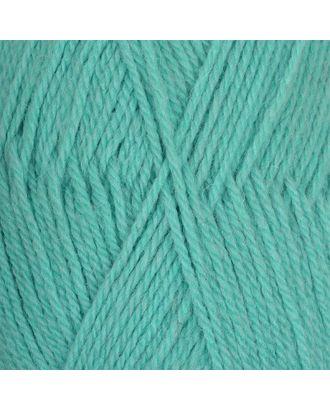 """Пряжа для вязания ПЕХ """"Джинсовый Ряд"""" (50% шерсть, 50% акрил) 10х100г/250м цв.1159 бирюзовый меланж арт. МГ-67461-1-МГ0752206"""