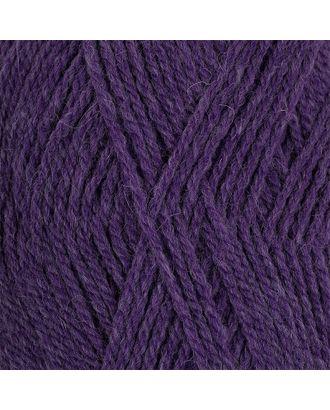 """Пряжа для вязания ПЕХ """"Джинсовый Ряд"""" (50% шерсть, 50% акрил) 10х100г/250м цв.1161 фиолетовый меланж арт. МГ-67462-1-МГ0752207"""