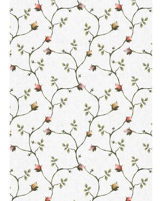 Версальские Сады 146±5 г/м² 100% Хлопок цв.ВС-06 белый уп.50х55 см арт. МГ-91659-1-МГ0755464