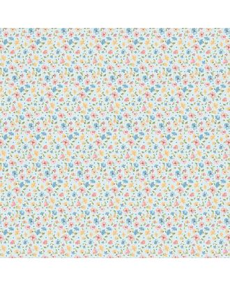 Нежная История 146±5 г/м² 100% Хлопок цв.НИ-14 голубой уп.50х55 см арт. МГ-92494-1-МГ0756524