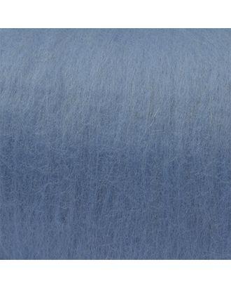 "Шерсть для валяния КАМТ ""Кардочес"" (100% шерсть п/т) 1х100г цв.015 голубой арт. МГ-83125-1-МГ0765038"