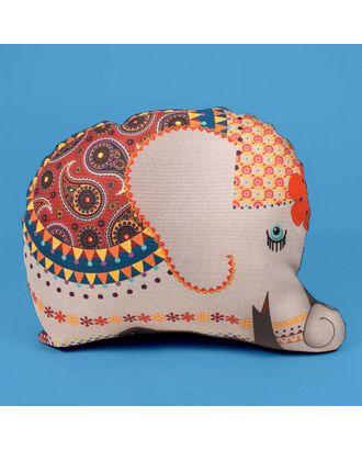 Набор для шитья и вышивания подушка фигурная Слон арт. МГ-83889-1-МГ0768323