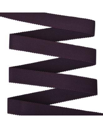 Резинка LAUMA бельевая (для бретелей) 610 ш.2,5см цв.1195 т.фиолетовый арт. МГ-88816-1-МГ0773557