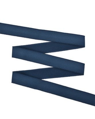 Резинка LAUMA бельевая (для бретелей) 610 ш.2,5см цв.2787 французский синий арт. МГ-88819-1-МГ0773573