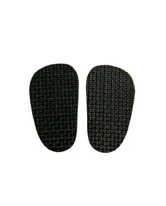 Подошва для изготовления обуви толщ.4мм 4х7см 5 пар черный арт. МГ-89276-1-МГ0778036