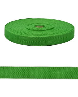 Стропа-25 (лента ременная) цв.57 св.зеленый арт. МГ-90222-1-МГ0782195