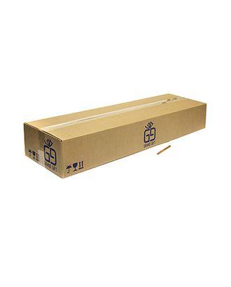 Коробка гофр. 18/01 трехслойная Т24 под рулоны 100см (1020х270х150мм) арт. МГ-91721-1-МГ0788215