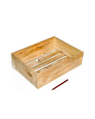 Коробка деревянная 122 прямоуг. (35х25х10см) арт. МГ-90833-1-МГ0788218