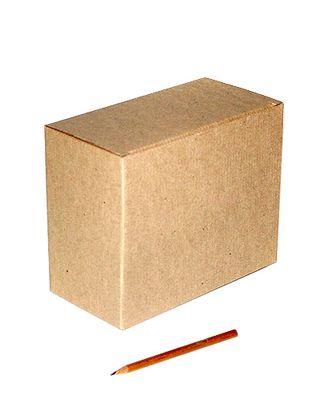 Коробка микрогофра 013/93 прямоуг. (20х16х10см) арт. МГ-91810-1-МГ0789690