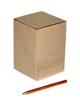 Коробка микрогофра 015/001-93 под кружку (9х9х13см) арт. МГ-90672-1-МГ0789692