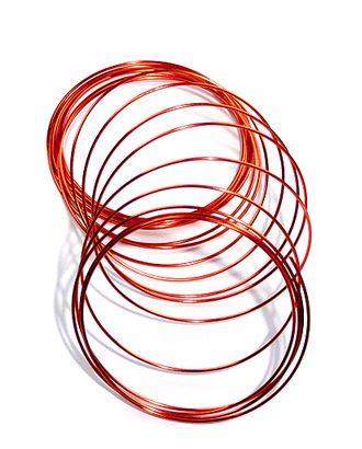 Проволока 120/20 круглая- красная (Ø2мм х 5м) арт. МГ-94250-1-МГ0792511