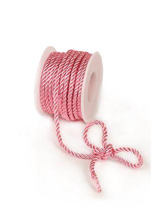 Шнур декор. 10/61 твист розовый (Ø3мм х 9м) арт. МГ-93463-1-МГ0792534