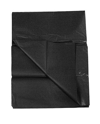 Бумага тишью 11/05 черная ( 50х66см ) арт. МГ-94370-1-МГ0792598