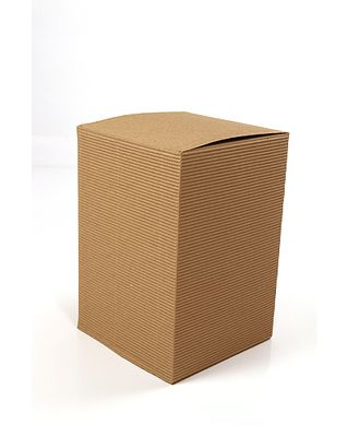 Коробка кьянти 126/93 вертикальная ( 17х17х26см ) арт. МГ-90785-1-МГ0792678