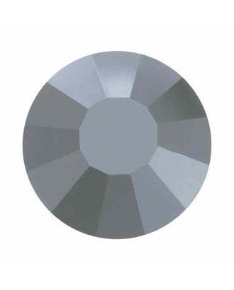 Стразы Preciosa клеевые горячей фиксации SS08 Crystal АВ 2,4 мм стекло цв.23980 т.серый уп.144 шт арт. МГ-92645-1-МГ0796235