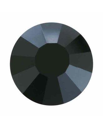 Стразы Preciosa клеевые горячей фиксации SS08 Crystal АВ 2,4 мм стекло цв.23980 черный/перламутр уп.144 шт арт. МГ-90574-1-МГ0796236