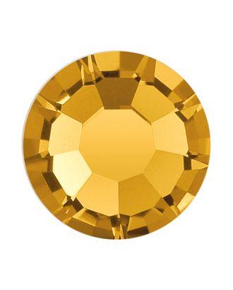 Стразы Preciosa клеевые горячей фиксации SS08 2,4 мм стекло цв.10070 желтый уп.144 шт арт. МГ-91312-1-МГ0796241
