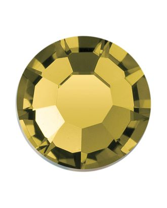 Стразы Preciosa клеевые горячей фиксации SS08 2,4 мм стекло цв.10430 золотистый уп.144 шт арт. МГ-91683-1-МГ0796242