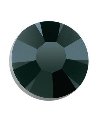 Стразы Preciosa клеевые горячей фиксации SS08 2,4 мм стекло цв.23980 черный уп.144 шт арт. МГ-91334-1-МГ0796252