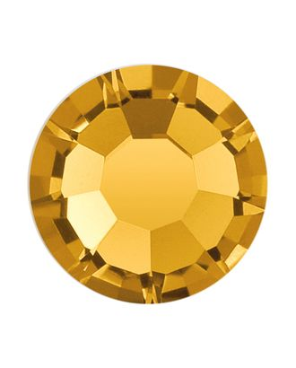 Стразы Preciosa клеевые горячей фиксации SS10 2,7 мм стекло цв.10070 желтый уп.144 шт арт. МГ-92400-1-МГ0796261