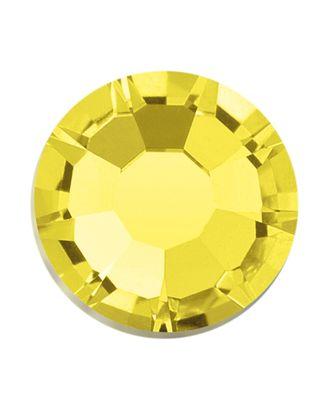 Стразы Preciosa клеевые горячей фиксации SS10 2,7 мм стекло цв.80310 лимон уп.144 шт арт. МГ-92518-1-МГ0796265