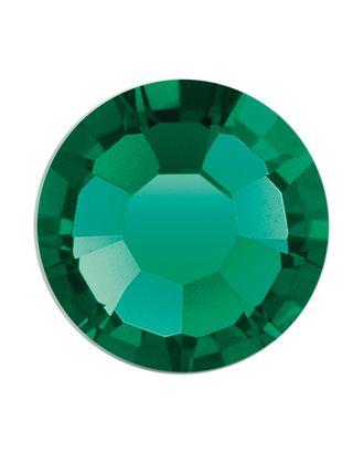Стразы Preciosa клеевые горячей фиксации SS12 3,2 мм стекло цв.50730 изумруд уп.144 шт арт. МГ-90847-1-МГ0796286