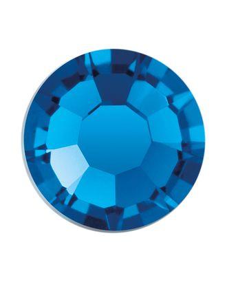 Стразы Preciosa клеевые горячей фиксации SS12 3,2 мм стекло цв.60310 т.голубой уп.144 шт арт. МГ-91581-1-МГ0796293